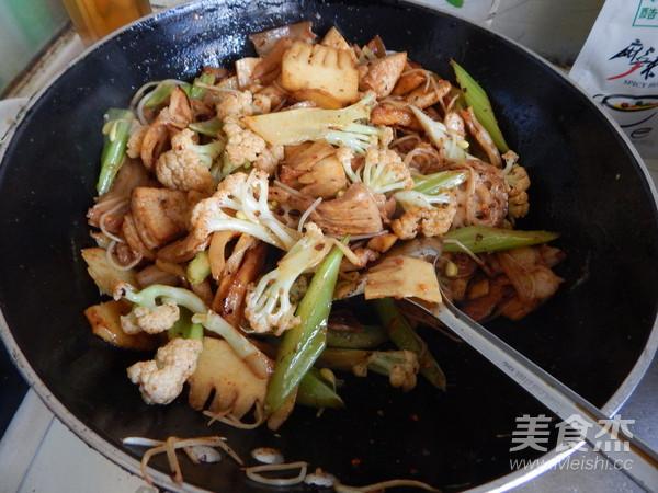 麻辣香锅的制作方法