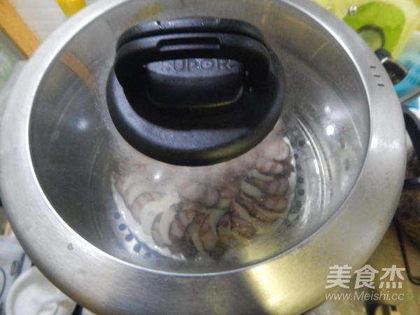 芋头蒸五花腊肉怎么煮