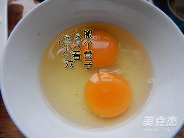 细笋炒鸡蛋的做法图解