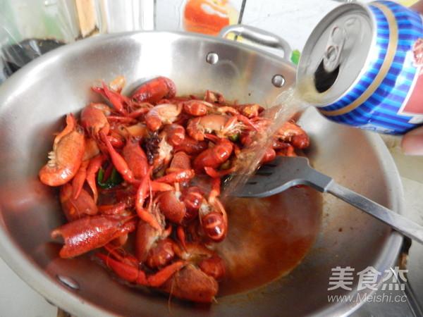啤酒龙虾怎样炒