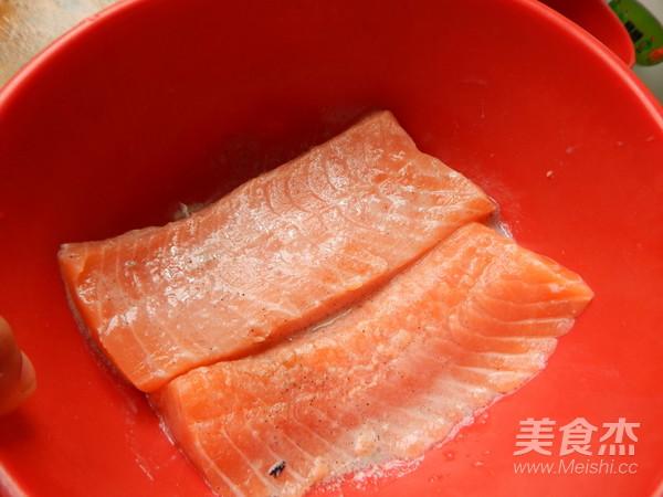 黑胡椒三文鱼怎么做
