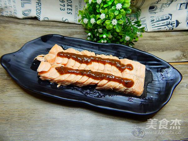 黑胡椒三文鱼怎样炒