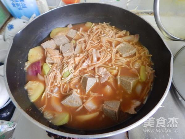 大酱汤怎样煮