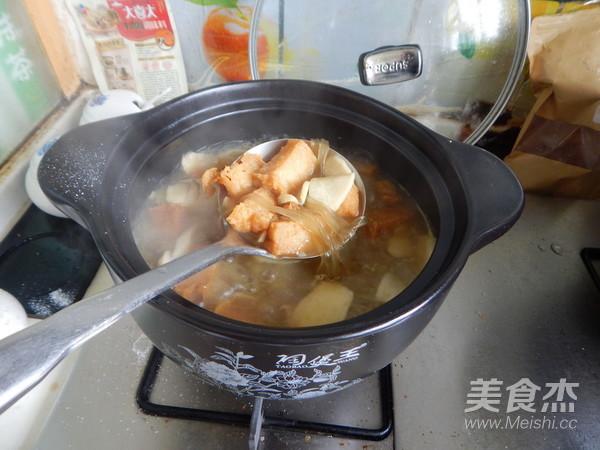 咖喱鱼豆腐粉丝怎么煮