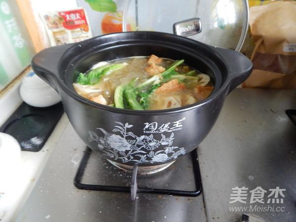 咖喱鱼豆腐粉丝怎样煸