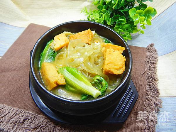咖喱鱼豆腐粉丝怎样做