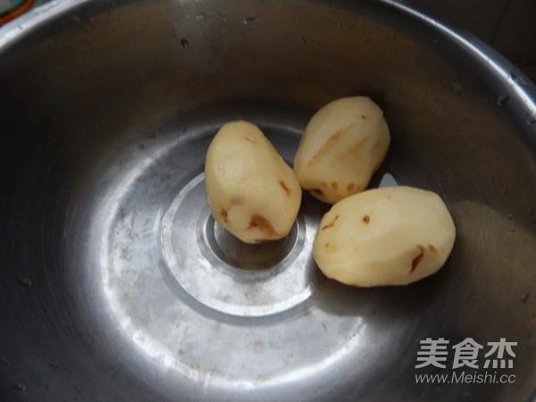 霸王超市-土豆丝煎饼的做法大全