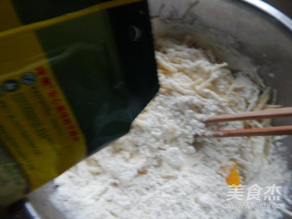 霸王超市-土豆丝煎饼怎么炒