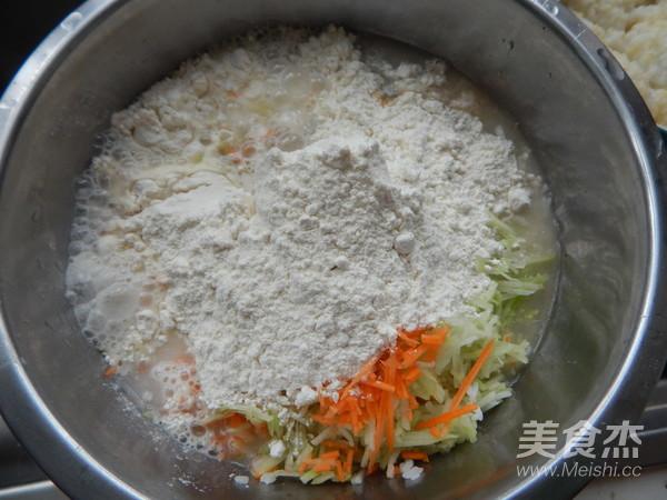 米饭煎饼怎么煮