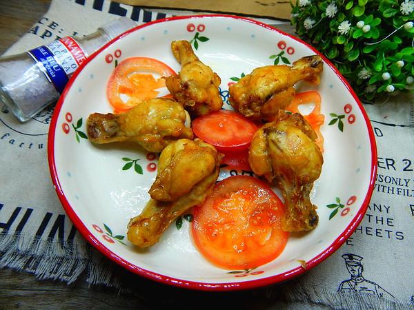 盐焗鸡腿怎样煮