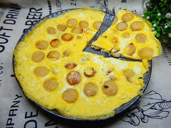 鸡蛋煎香肠怎样煮