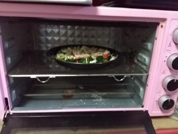 虾仁披萨怎样做