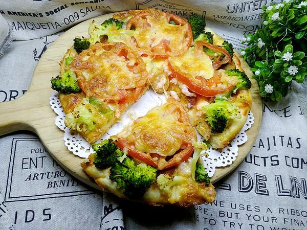虾仁披萨怎样煮