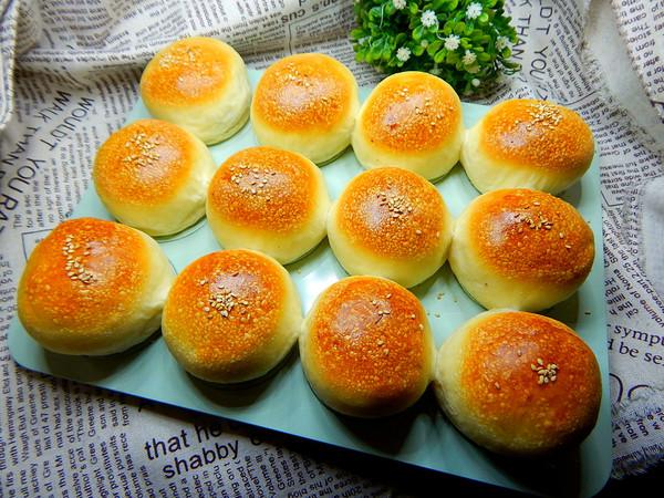 豆沙小餐包的制作