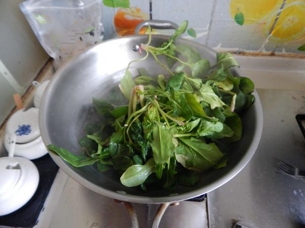 菠菜粉丝包子的家常做法