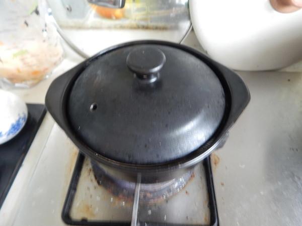 番茄鸡蛋米线汤怎么炖