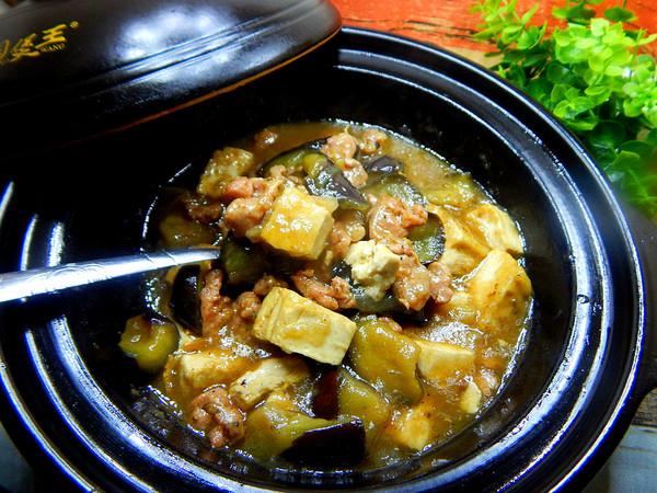 砂锅香肠茄子煲的做法大全