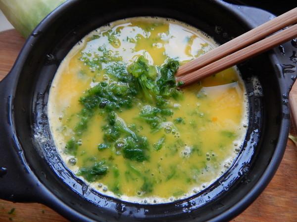 芹菜叶蒸鸡蛋怎么煮