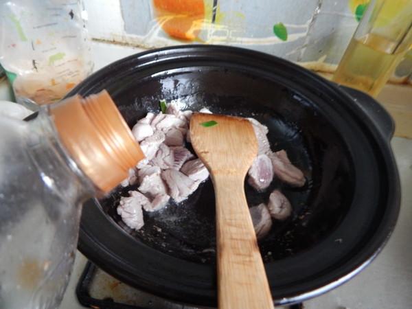 芋头烧肉块怎么做