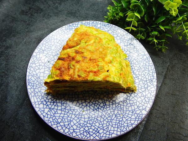 芹菜煎鸡蛋怎样煮