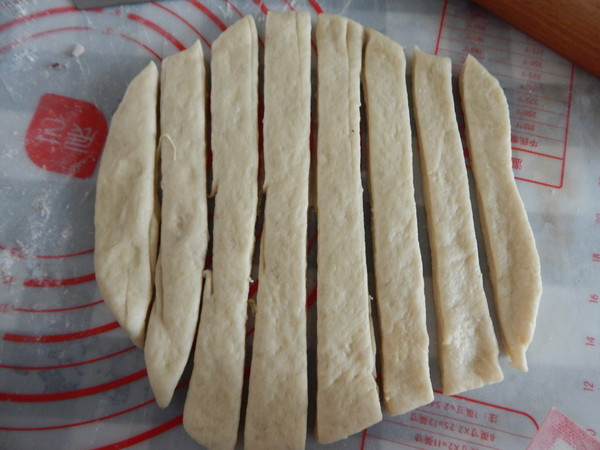 手抓小面包的简单做法