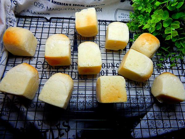 方砖牛奶面包怎样煸