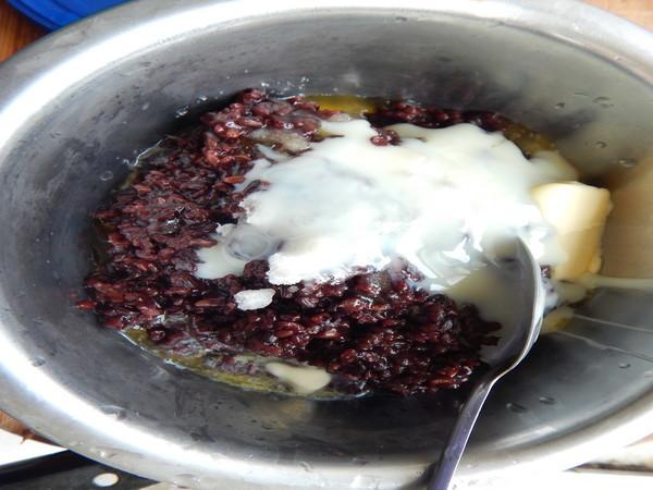 紫米餐包的家常做法