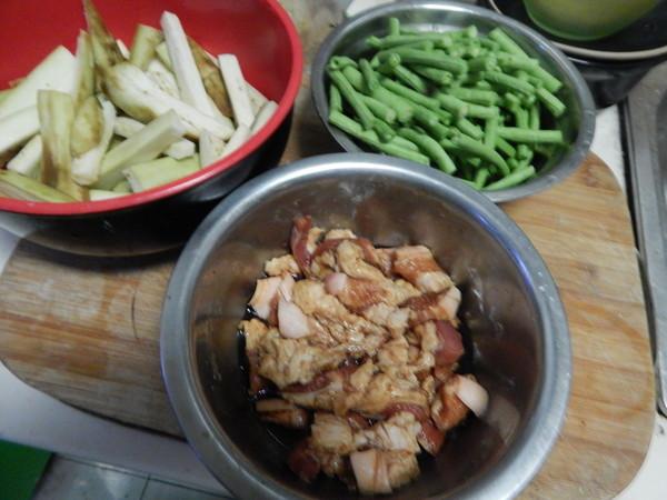 豆角猪肉炖粉条的做法大全