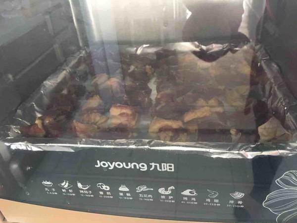 烤羊肉的简单做法