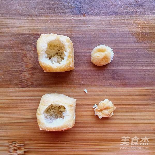 油豆腐酿怎么吃