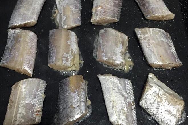香煎带鱼的家常做法