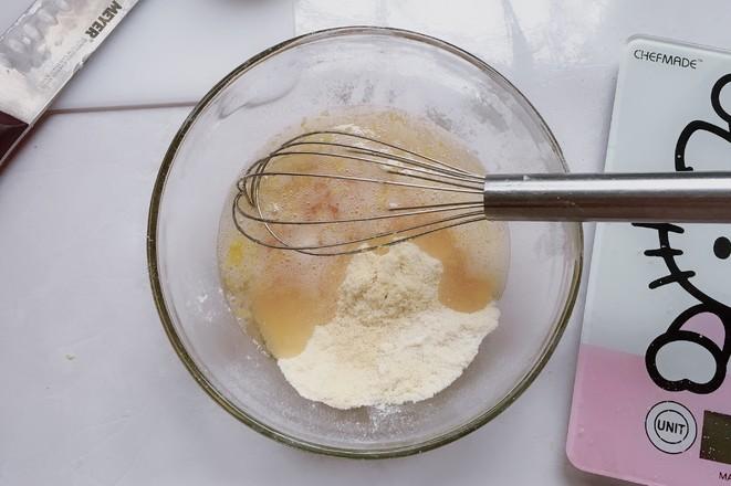 柠檬费南雪怎么做