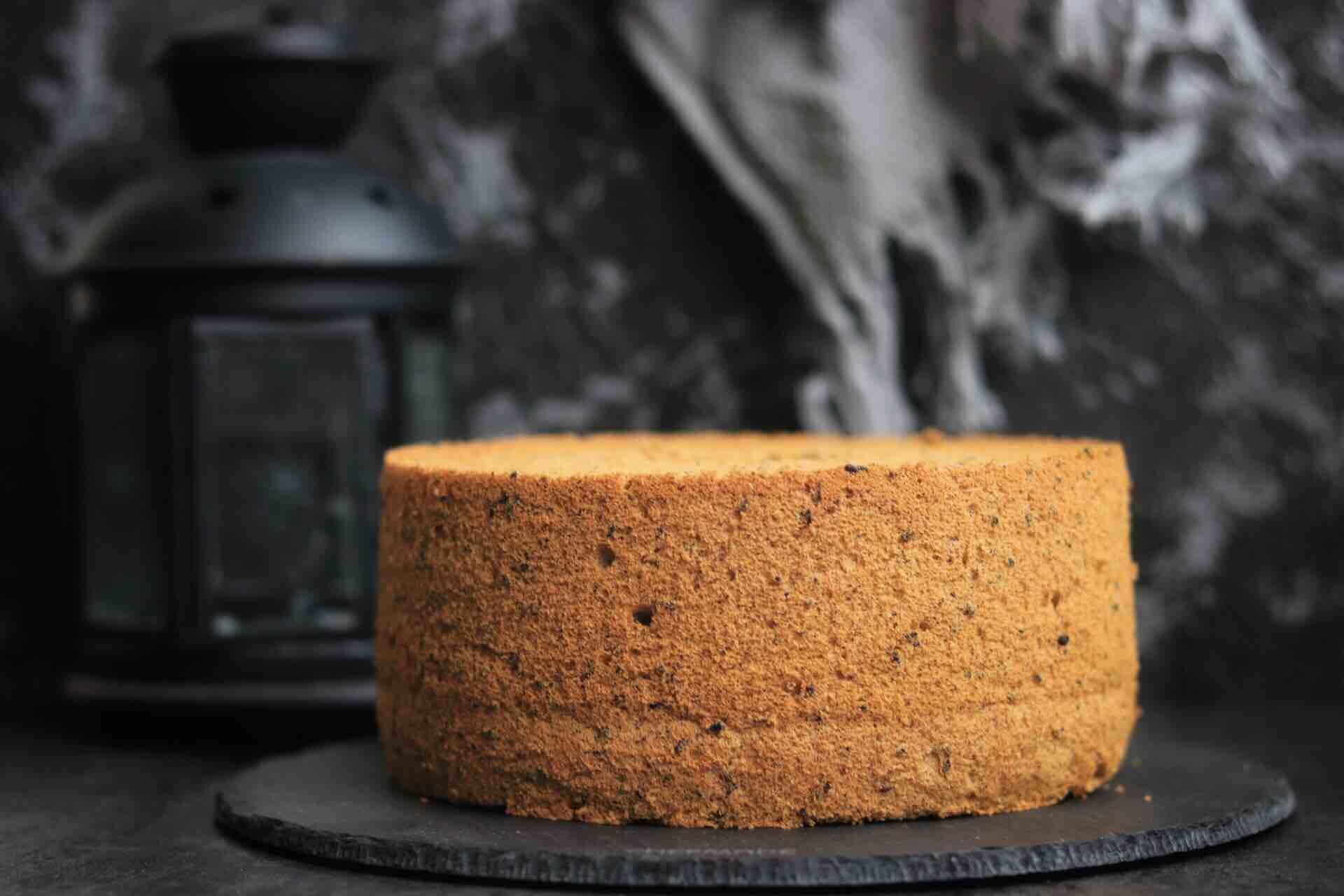 黑芝麻戚风蛋糕怎样煮