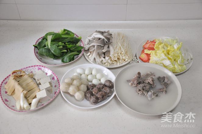 肉丸烩菜的家常做法