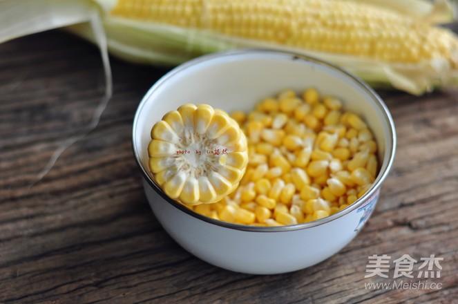 香甜玉米汁的做法图解