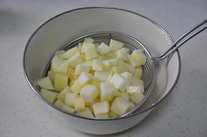 孜然麻辣土豆的家常做法
