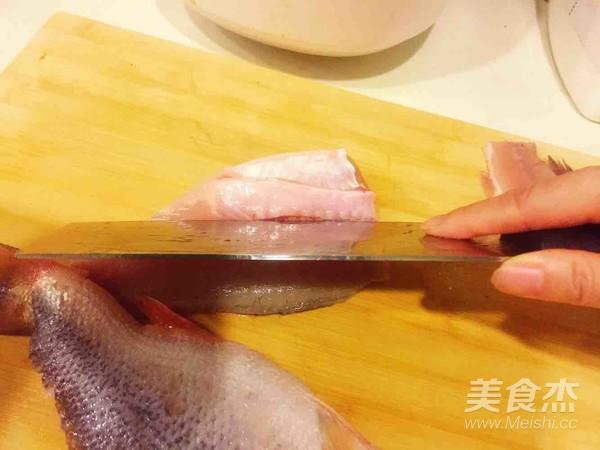 松子鲈鱼怎么做