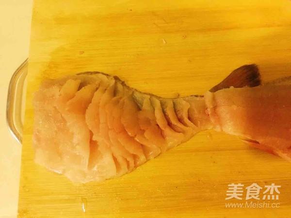 松子鲈鱼怎么煸