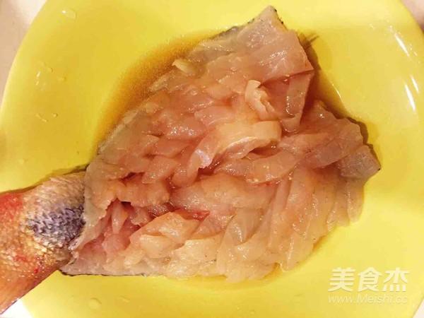 松子鲈鱼的制作
