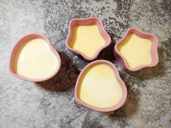 牛奶鸡蛋布丁怎么做