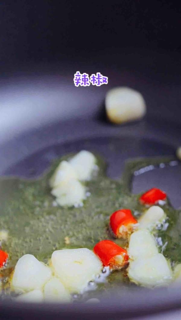 蟹粉虾仁粉丝煲的简单做法