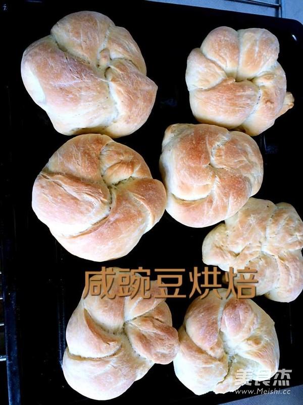 凯撒面包怎么吃