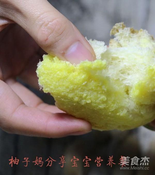 心形椰蓉面包的制作