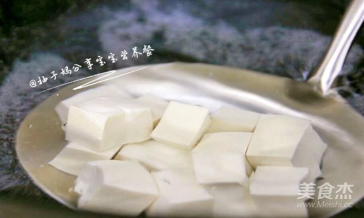 鸭血豆腐羹的家常做法