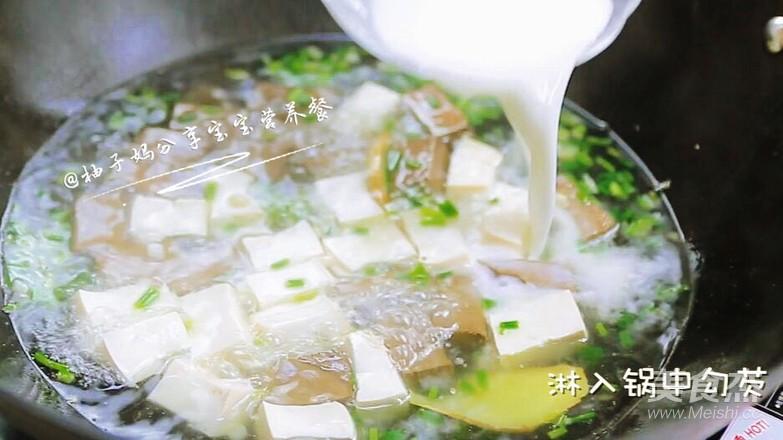 鸭血豆腐羹怎么煮