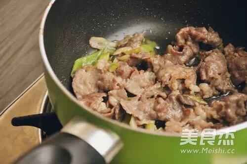 菌菇牛肉暖锅的做法图解