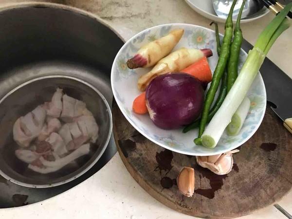 子姜炒鸡的做法大全