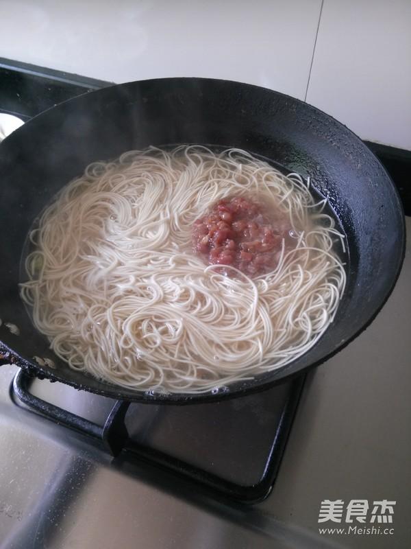 美味素面怎么煮
