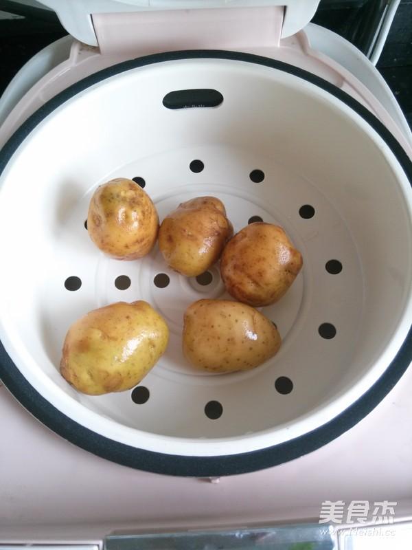 香煎土豆片的做法大全