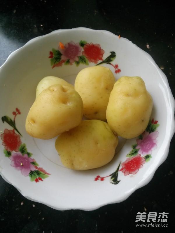 香煎土豆片的做法图解